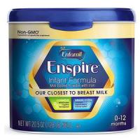 Image Of Enfamil Enspire Non-GMO Powder, 20.50 oz Tub