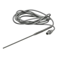 Image Of Vital Signs Cardiac Output Injectate Bath Temperature Probe, 6'