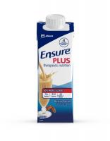 Image Of Ensure Plus Butter Pecan Institutional 8 oz. Carton