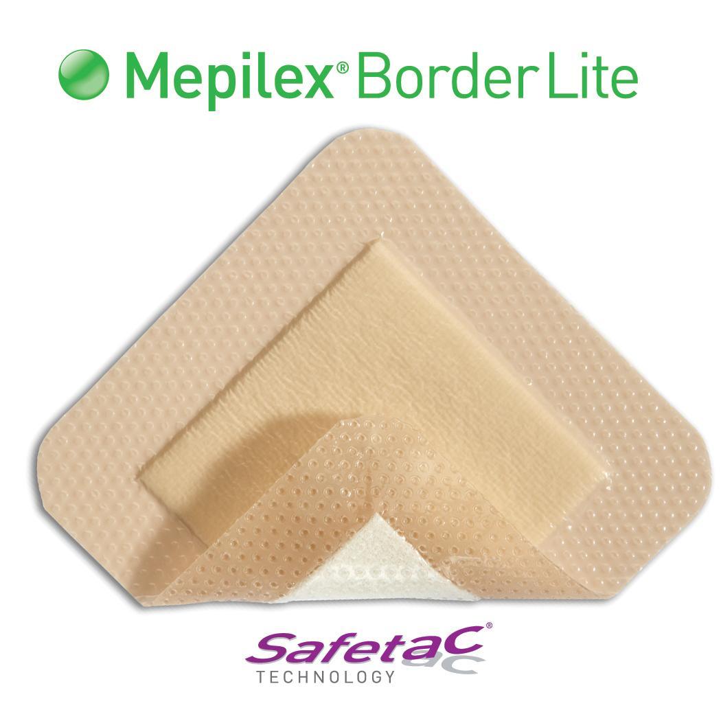 "Image Of Mepilex Border Lite, 2"" X 5"", Each"