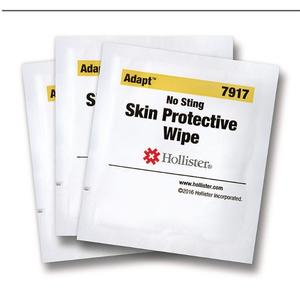 Image Of Skin Gel Protective Wipes, Box of 50