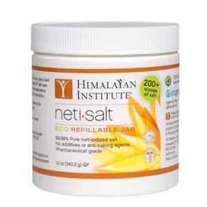 Image Of Kehe Solutions Himalayan Institute Neti Salt 12 oz Jar