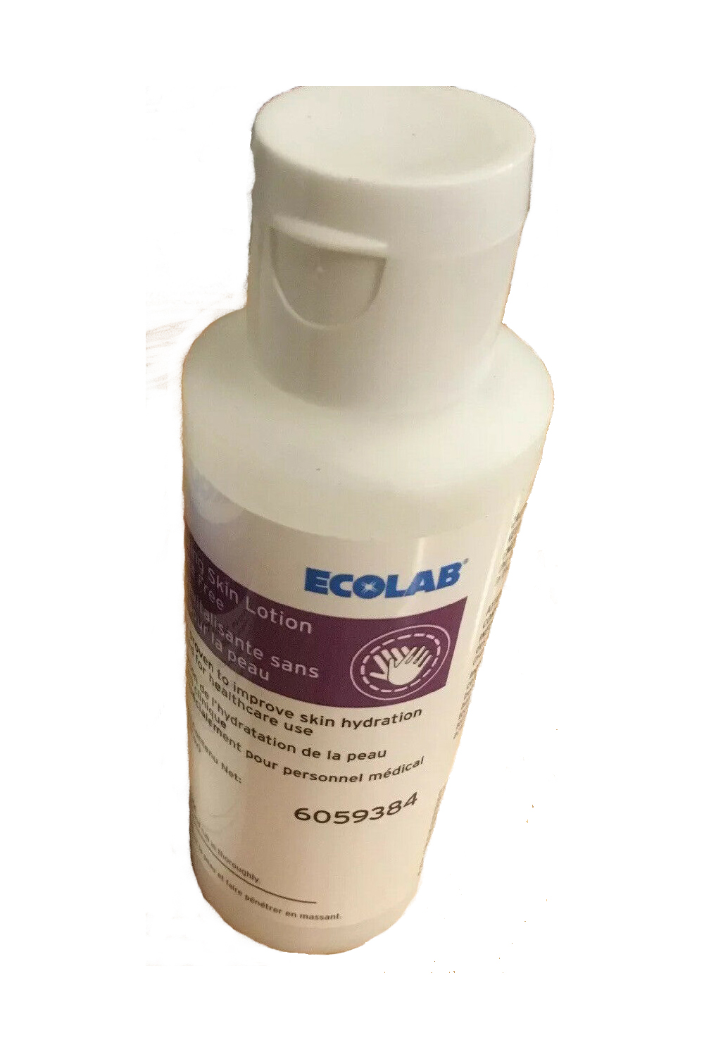 Image Of Ecolab Revitalizing Skin Lotion, Fragrance-Free, 4 oz bottle