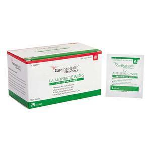 "Image Of Wipes Antiseptic Cardinal Health Essentials I.V. 1-1/4"" x 3"""