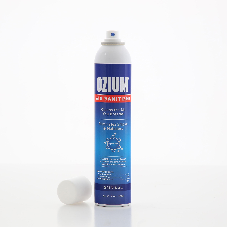 Image Of Ozium Air Sanitizer, Original, 8 Oz
