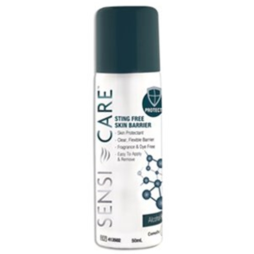 Image Of Sensi-Care Sting-Free Protective Skin Barrier Spray 50 mL Can