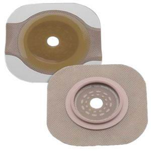 Image Of New Image Flexwear Skin Barrier with Tape and Floating Flange, 2 3/4
