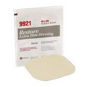 "Image Of Restore 6"" X 8"" Extra Thin Hydrocolloid Dressing"
