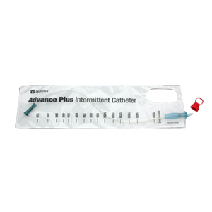 """Image Of Advance Plus Straight, 14 Fr, 40cm/16"""", Clsd Sys"""