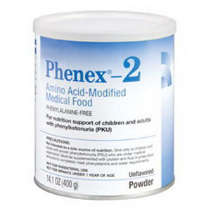 Image Of Phenex 2 Amino Acid-Modified Medical Food with Iron 14.1 oz. Can