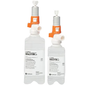 Image Of Sterile Sodium Chloride Solution for Inhalation, 1000 mL, 0.45% USP