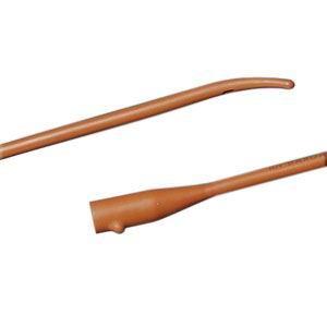 "Image Of BARDEX Whistle Tip Latex Urethral Catheter 38 Fr, 16"""