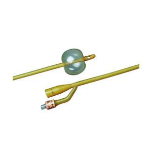 Image Of 2-Way Silicone-Elastomer Coated Foley Catheter 26 Fr 30 cc
