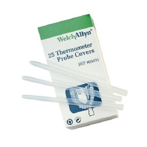 Image Of SureTemp Thermometer Probe Covers, Disposable