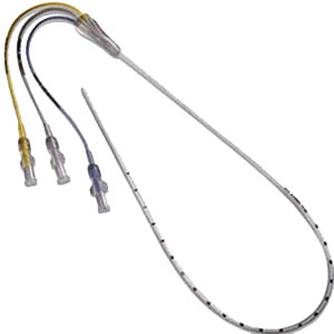 Image Of Argyle Umbilical Vessel Catheter 5 fr 15""