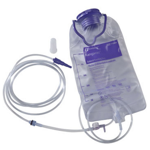 Image Of Connect Feeding Set 500 mL. Non-Sterile