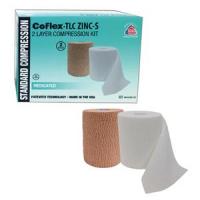"Image Of CoFlex TLC Zinc Standard Compression, 4"""