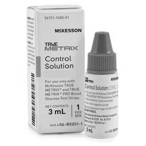 Image Of TRUE Metrix Level 2 (Medium) Control Solution