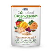 Image Of COMPLEAT Organic Blends, Chicken-Garden Blend, 10.1 fl. oz