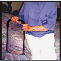 "Image Of Freedom Grip Bed Rail, 20-1/2"" H x 9"" W Handle, 28"" L x 20"" W Board"