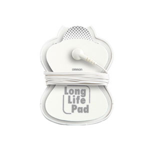 Image Of Electrotherapy TENS Pain Relief Long Life Pad Large, Reusable