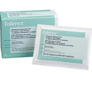 Image Of Tolerex Maintenance Elemental Diet Unflavored 2.82 oz. packet