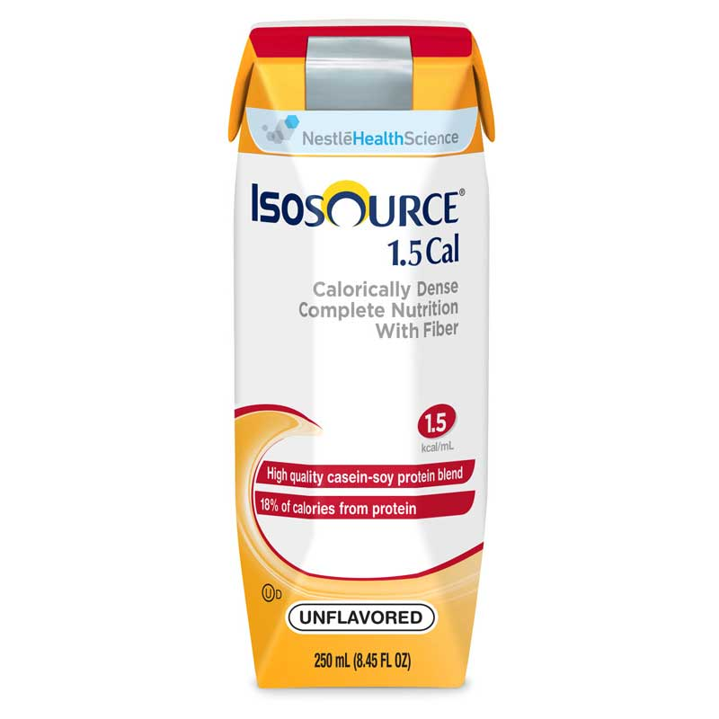 Image Of Isosource 1.5 Cal Complete Un-Flavored Flavor Liquid Food 250mL