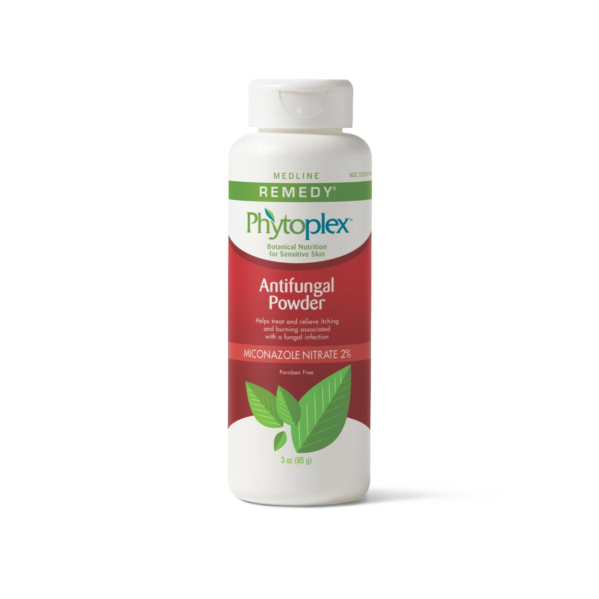 Image Of Remedy Antifungal Powder, 3oz Bottle