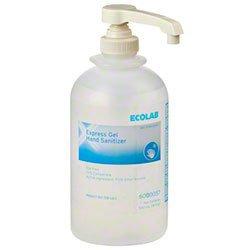 Image Of Express Gel Disposacare Hand Sanitizer Ethyl Alcohol Gel Pump Bottle, 18 oz