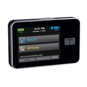 Image Of Tandem t:slim X2™ Insulin Pump, Black