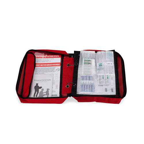 Image Of Red Cross Family First Aid Kit