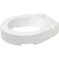 "Image Of Standard Hinged Toilet Seat Riser 3-1/2"""