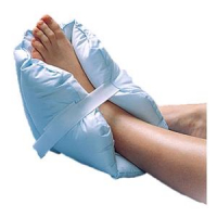Image Of Foot Pillow with Velcro