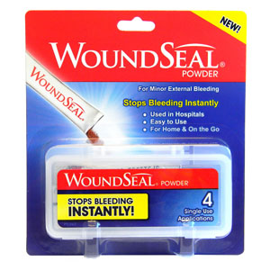 Image Of Woundseal Powder (4 Count) Tube
