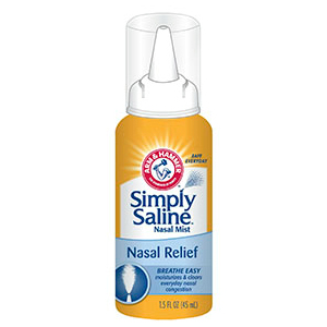 Image Of Simply Saline 3 oz. Nasal Mist