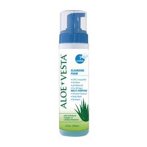 Image Of Aloe Vesta Cleansing Foam, 4 oz.