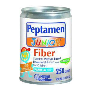 Image Of Peptamen Junior with Fiber vanilla Flavor Liquid 8 oz. Can