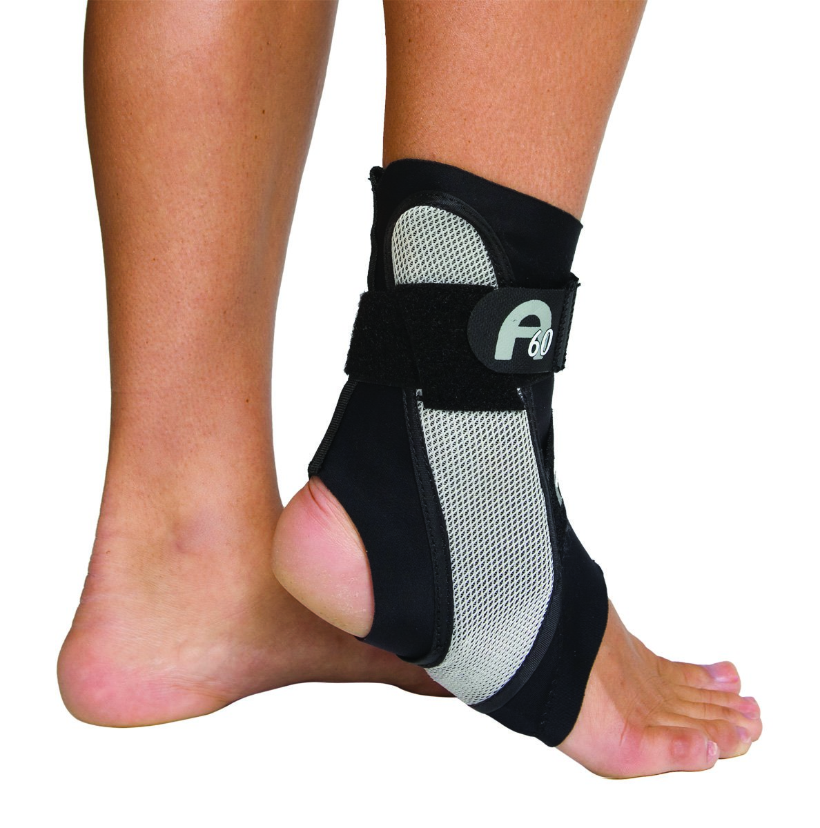Image Of Ankle Support Aircast A60 Medium Strap Closure Female Size 9 - 13 / Male Size 75 - 115 Left Ankle
