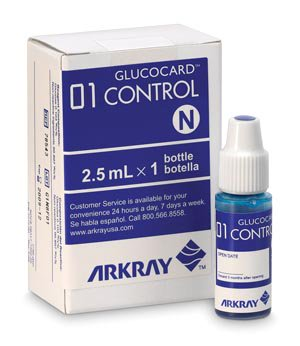 Image Of Control Blood Glucose Normal / High