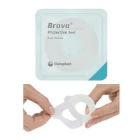 """Image Of Brava Protective Seal Thick, 3/4"""" Starter Hole"""