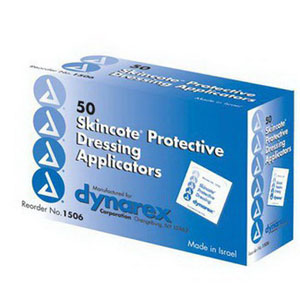 Image Of Skincote Protective Dressing Pads, 50/Box