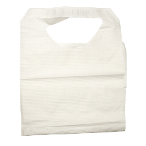 """Image Of Adult Lap Bibs with Slipover, 16"""" x 33"""""""