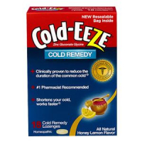 Image Of Cold-EEZE Cold Remedy, Honey Lemon, 18 ct.