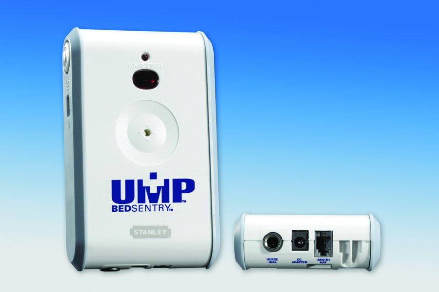 Image Of Alarm System UMP Deluxe White / Blue