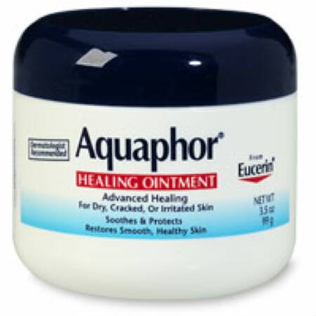 Image Of Moisturizer Aquaphor 3.5 oz Jar Unscented Cream