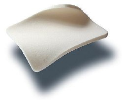 Image Of Silicone Foam Dressing Cutimed Siltec B 5 X 5 Inch Square Silicone Adhesive with Border Sterile