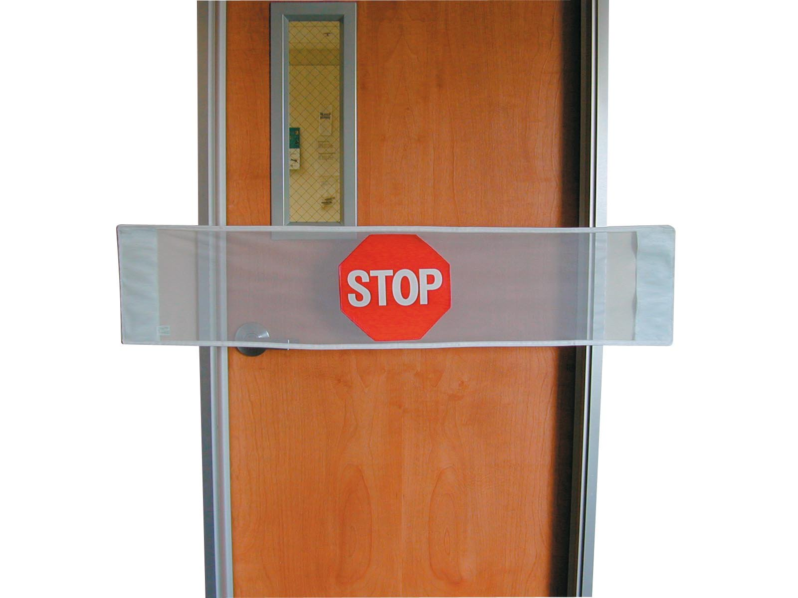 Image Of Caution Sign Posey Stop