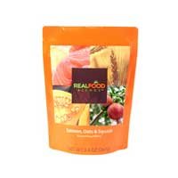 Image Of Real Food Blends Tube-Fed Meals 267g Salmon, Oats and Squash