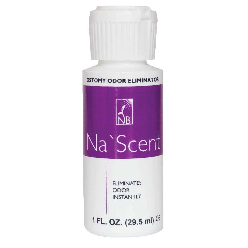 Image Of Na'Scent Ostomy Odor Eliminator 1 oz.
