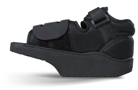 Image Of Off Loading Shoe ProcareRemedy Pro Large Black Unisex